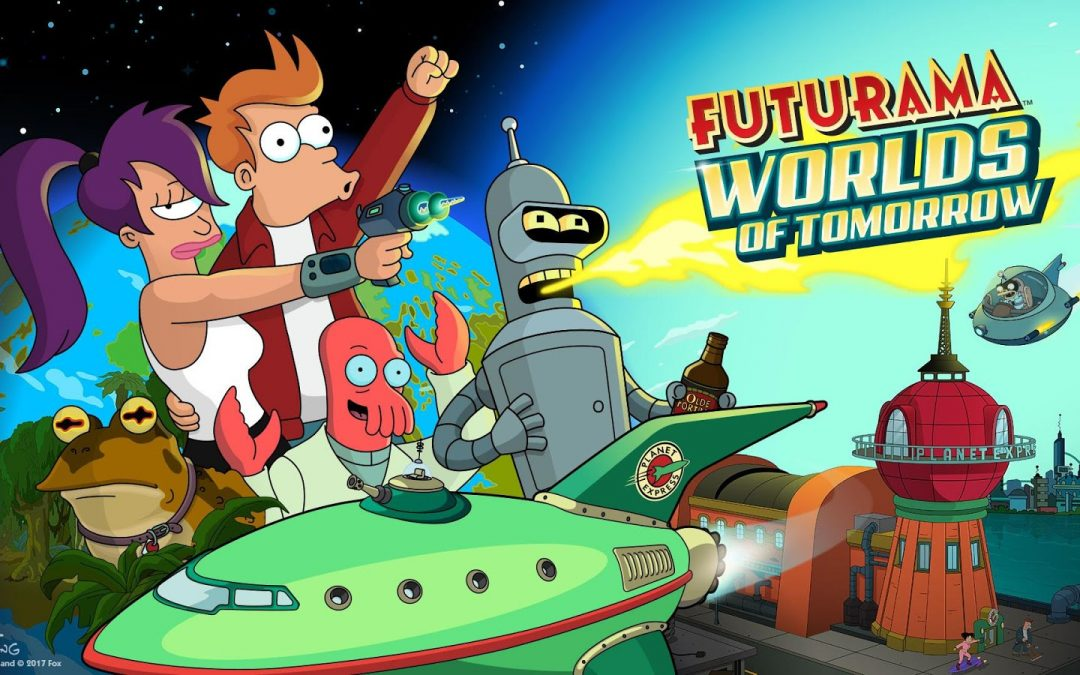 futurama unlimited