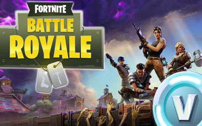 Fortnite : Battle Royale Mobile