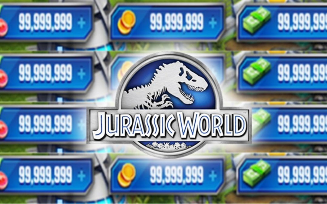 jurassic world or argent