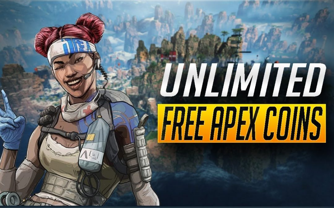 apex legends pieces illimites